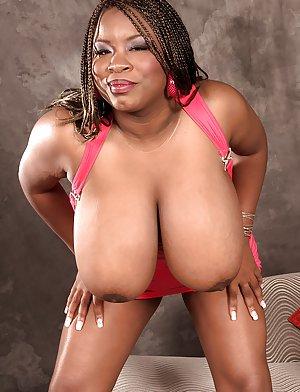 Big Black Tits Pictures